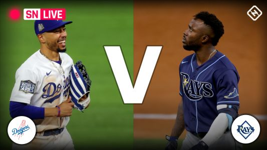 Dodgers vs. Rays live score, updates, highlights from Game 2 of the 2020 World Series