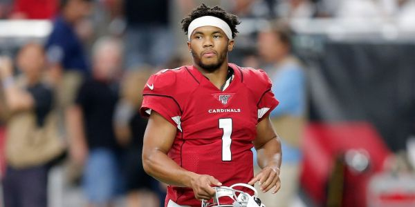 Cardinals star rookie Kyler Murray is suddenly running into issues with the way he claps for the ball