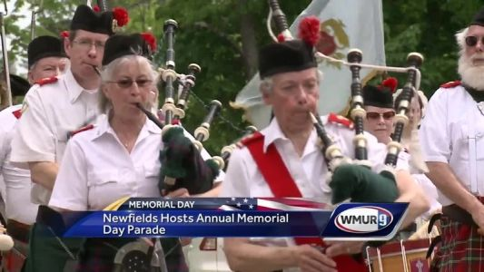 Veterans who made ultimate sacrifice remembered at Newfields parade