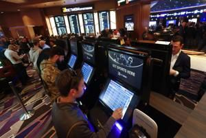 Michigan launches online sports betting, casino games Friday