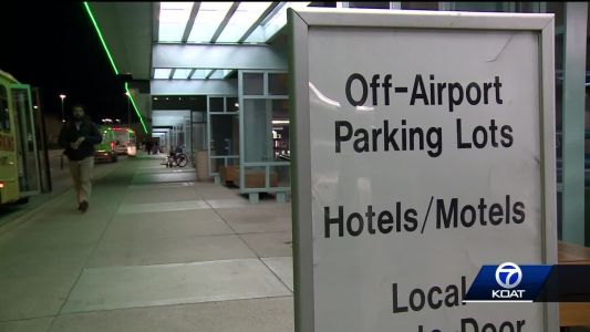 Get out your wallets, parking prices near airport may go up