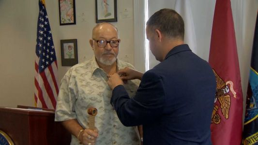 50 years later, a Vietnam hero is finally recognized