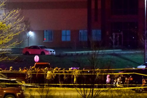 Victim with gun may have tried to stop FedEx shooter, witness says