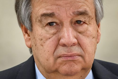 Exclusive: UN chief Guterres pleads for $2bn to fight COVID-19