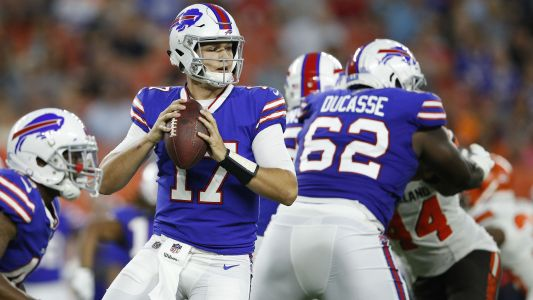 Josh Allen to start Bills' third preseason game