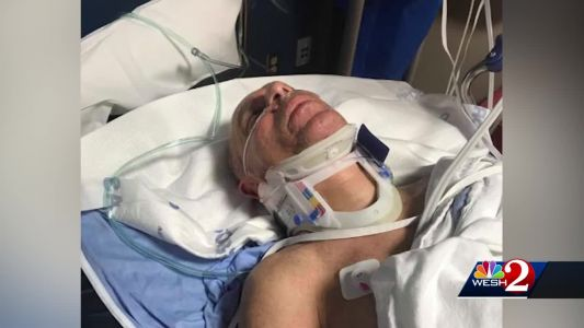 Man helping daughter battle cancer seriously injured in Davenport hit-and-run