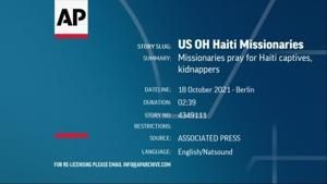Missionaries pray for Haiti captives, kidnappers