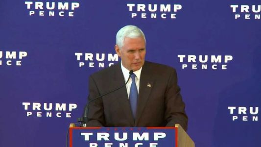 Vice President Pence to make campaign stop in Des Moines