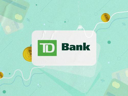 TD Bank pays higher savings rates than most of its competitors, with no minimum opening deposits