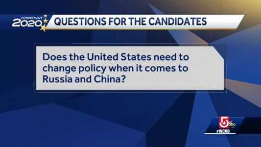 How do candidates for the 6th District believe policy toward Russia, China needs to change?