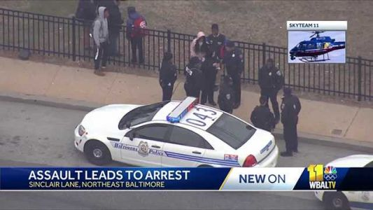 BPD: Officer assaulted while attempting to break up fight Thursday afternoon
