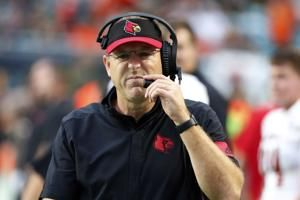 Louisville's Satterfield picked as ACC coach of year