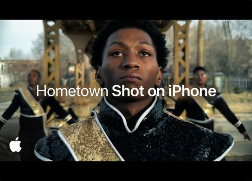 'Hometown' the latest 'Shot on iPhone' video that highlights Black culture