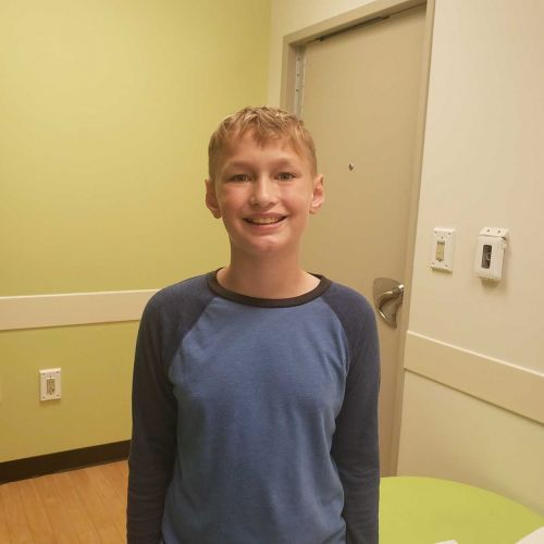 12-year-old Clermont County boy searching for 'happy' forever family
