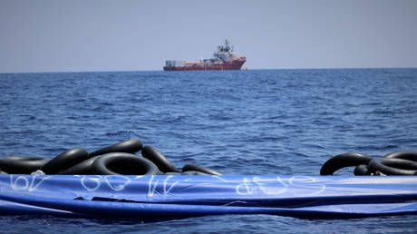 Rescue ship 'Ocean Viking' awaits port access in new migrant standoff