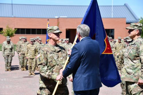 Missouri Gov. Mike Parson mobilizes national guard to help with the coronavirus