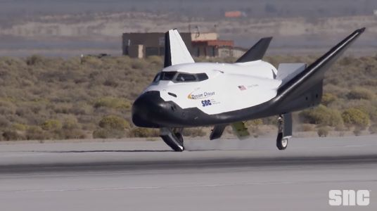 Crewless mini shuttle to carry 12,000 pounds of supplies to space station
