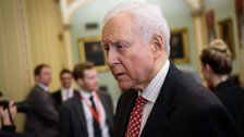 Orrin Hatch Walks Back Saying He Doesn't Care About Trump's Connection To Cohen Crimes