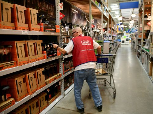 Lowe's workers say that the home-improvement giant's new scheduling policies are leaving some employees feeling like they're 'walking on eggshells'