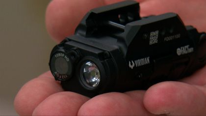 Gun-Mounted Cameras Provide Low-Cost Alternative For Police