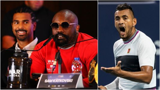 How David Haye plans to make a world champion out of Dereck Chisora, the once wild and unpredictable heavyweight who draws comparisons to tennis star Nick Kyrgios