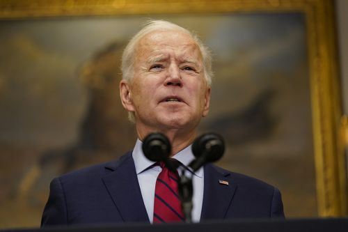 Biden urges Senate to take 'quick action' on coronavirus relief package