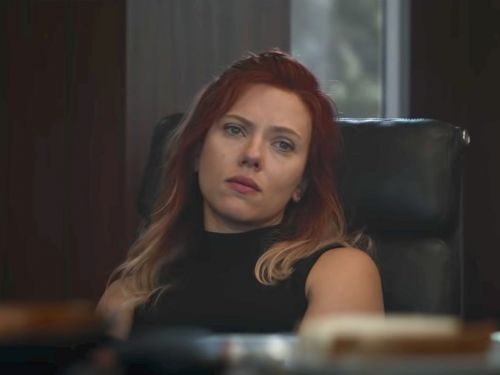 Black Widow's hair color in the new 'Avengers: Endgame' trailer could be a hint at a potential time jump
