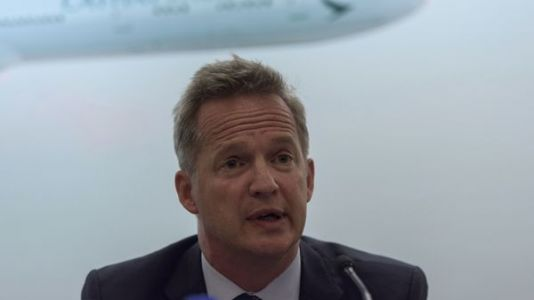 CEO Of Cathay Pacific Airways Resigns, Amid Hong Kong Protests