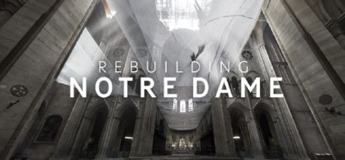 Oculus introduces Rebuilding Notre Dame VR - before and after fire