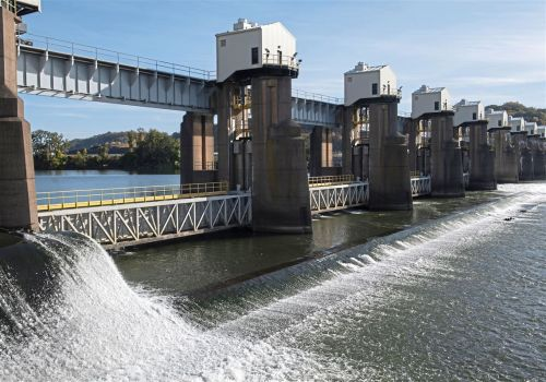 With another $22 million, construction work set to begin at aging Ohio River lock-and-dam project