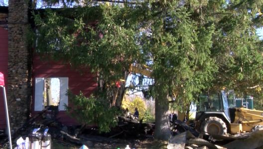 2 young children die in Vermont house fire