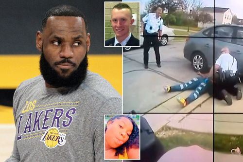 LeBron James says tweet about police shooting 'being used to create more hate'