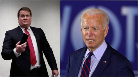 'Big Guy' Joe Biden was PERSONALLY involved in China venture, Hunter Biden's business partner says
