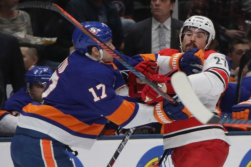 It's the Islanders and Hurricanes' time now - as it should be