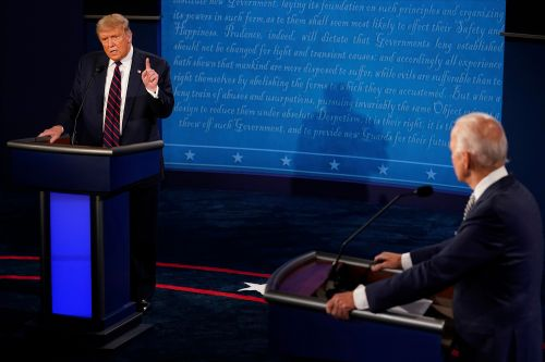 The best Twitter reactions to first Trump-Biden presidential debate