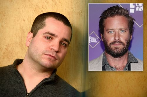 'Cannibal cop' Gilberto Valle dishes on Armie Hammer scandal