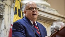Maryland Gov. Larry Hogan Says Baltimore Mayor Catherine Pugh Should Resign