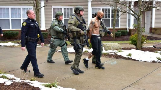 Man accused of firing at SWAT officers in Hingham to face charges