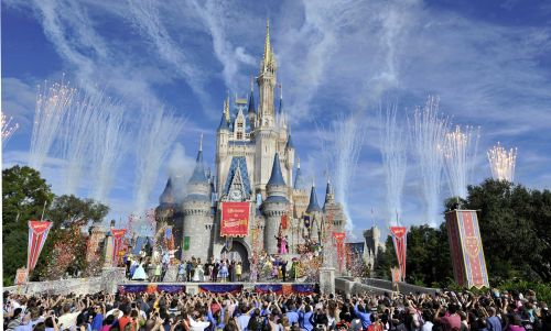 How much a Disney World ticket cost the year you were born