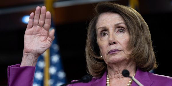 16 Democrats release letter opposing Nancy Pelosi as next speaker of the House