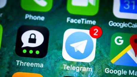US-based nonprofit sues Apple to REMOVE Telegram over failure to censor 'hate speech,' cites Parler crackdown as example