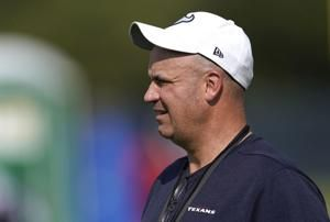 Bama hires ex-Texans coach O'Brien as offensive coordinator