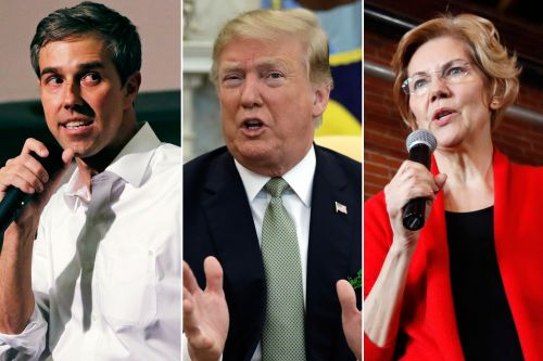 Trump defends electoral college after Warren, O'Rourke call to abolish it