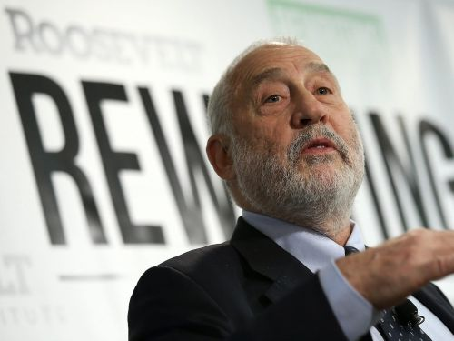 Nobel Prize-winning economist Joseph Stiglitz says US stimulus programmes have 'failed' - and that policymakers should focus on preventing a 'lost generation' of workers