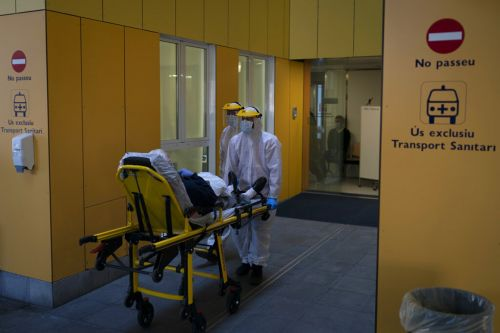Spain tightens lockdown as coronavirus death toll spikes