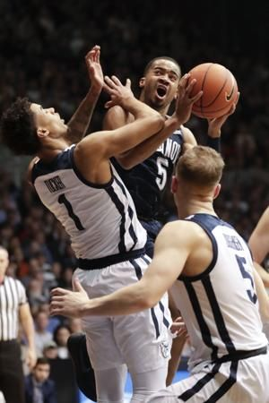 No. 18 Villanova pulls away at Butler for 7th straight win