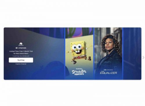 Apple TV users can get a free month of Paramount+