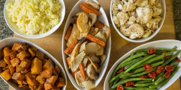 The most popular Thanksgiving dishes around the US