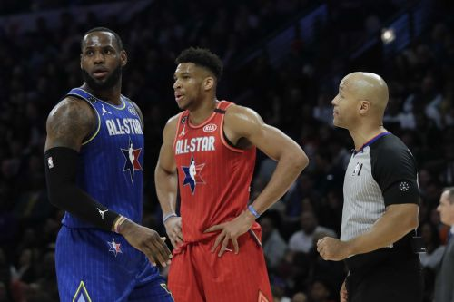 Team Lebron wins NBA All-Star Game