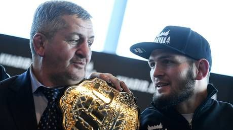 Khabib's late father Abdulmanap Nurmagomedov to have home village in Dagestan renamed in his honor after seven days of mourning